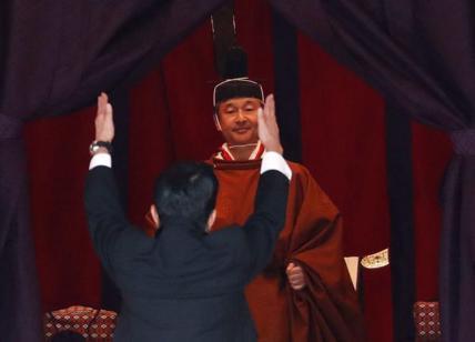 Giappone, imperatore Naruhito proclama sua intronizzazione