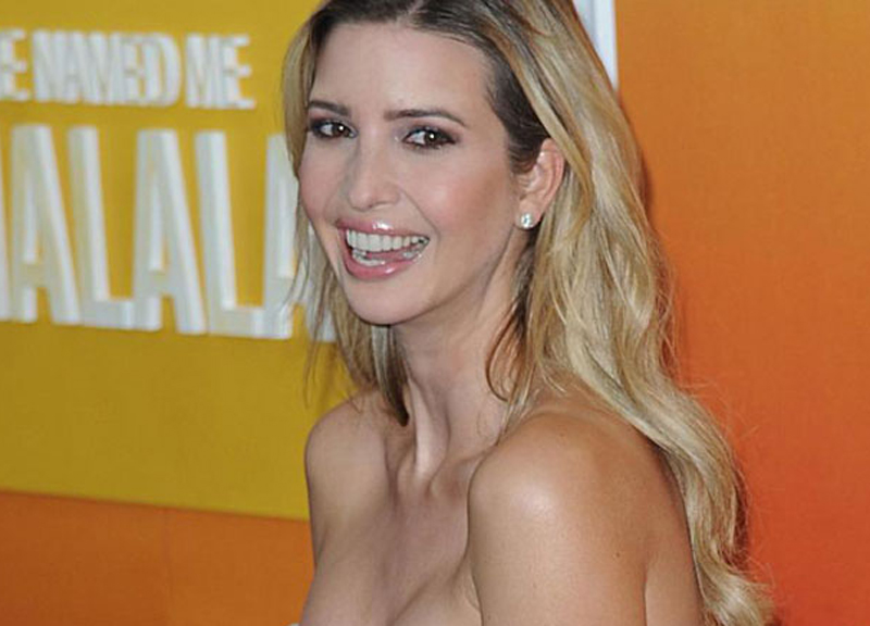 IVANKA TRUMP SENZA REGGISENO ALL'ONU? Le foto delle Vip - Affaritaliani.it