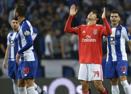 Calciomercato, Juventus disposta a pagare la clausola di Joao Felix