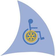 logo diversante - DiversamenteLago: sport e disabilità. Il Rotary offre a ragazzi disabili una crociera diurna sul Lago Maggiore