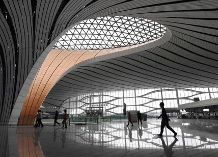 Pechino: inaugurato il nuovo mega aeroporto Daxing
