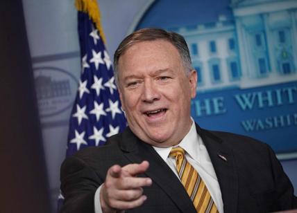 Di Maio incontra Pompeo: l'avvertimento del segretario Usa