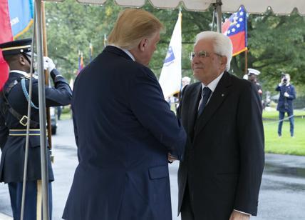 Politica / Dazi Usa, tensione Trump - Mattarella alla Casa Bianca