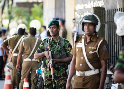 Sri Lanka a Gotabaya Rajapaksa