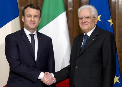 Mattarella va da Macron per celebrare Leonardo e riportare serenità sull'asse Roma-Parigi