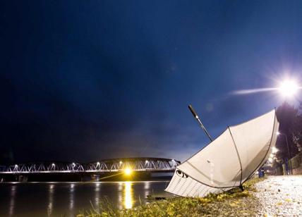 Maltempo e infrastrutture, quasi 900 ponti lombardi a rischio