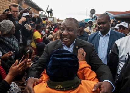 Sudafrica: confermata vittoria Anc, ma la peggiore di sempre