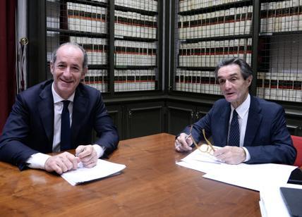 Caso Autonomia, Zaia e Fontana: