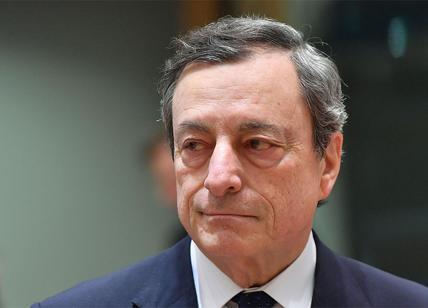 Tutto pronto per l'avvento di Draghi. Dopo Monti l'euroinomane più impenitente