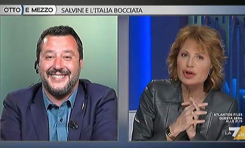 Scontro Salvini-Gruber, il ministro: