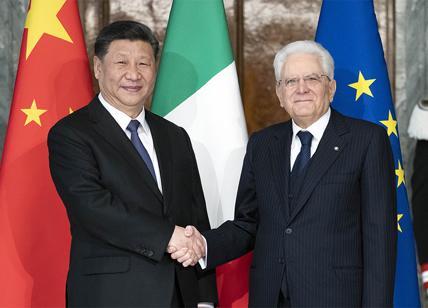 """Mattarella ricuce con la Cina: concerto al Quirinale. Xi: """"Commosso"""""""