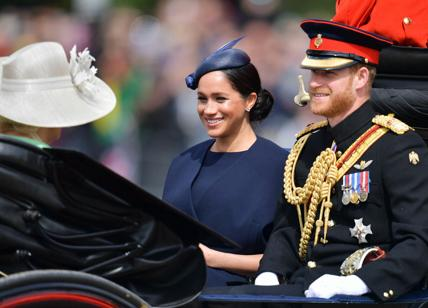 Royal Family MEGHAN MARKLE E' RIAPPARSA. ECCO PERCHE'. Royal Baby news