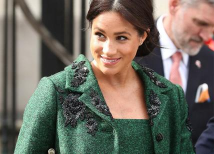 Royal Family Look Meghan Markle spese pazze. Kate Middleton