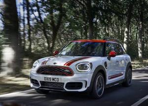 Mini John Cooper Works: sensazioni racing