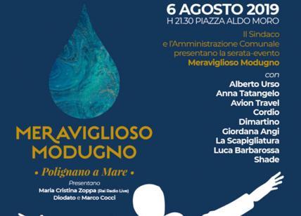 Una giornata per Domenico Modugno: la tv ricorda Mr. Volare