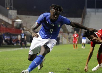 Nazionale, Mancini tentato da Kean
