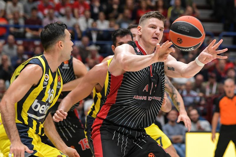 Basket, nelle quote Betaland l'EA7 Milano vola sulla Virtus Roma