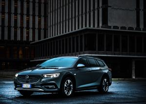 Opel Insignia Country Tourer, anima off-road