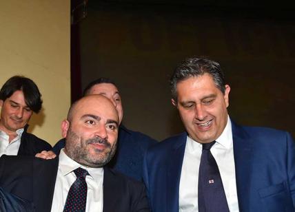 """Toti a Roma si allea con la Lega. Palozzi: """"Ciao Fi ma siamo nel centrodestra"""""""