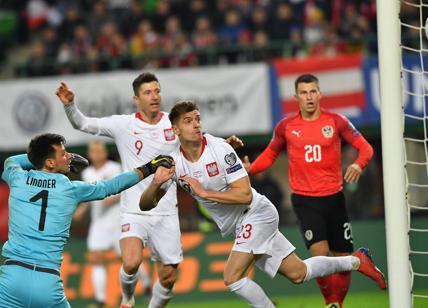 848f47293 Piatek gol (vittoria) con la Polonia in nazionale. Shevchenko: