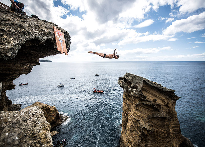 redbull cliff diving ape