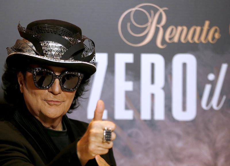 Renato Zero: ecco la mia nuova