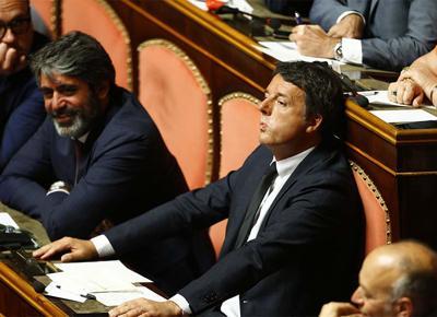Ora Renzi farà cadere il governo?