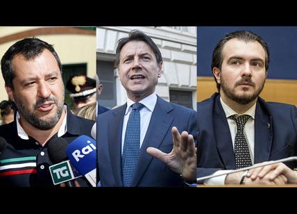 Russiagate: le dure parole di Salvini sull'informativa di Conte