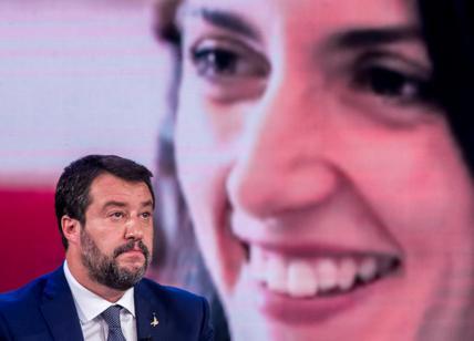 Via La Raggi Da Roma Salvini Apre Il Porta A Porta Contro
