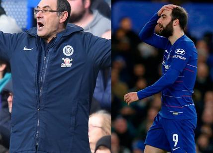 Higuain, il Chelsea ha deciso di rimandarlo a Torino | Calciomercato