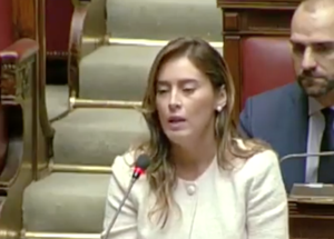 Strage studentesse Erasmus La Boschi si commuove. VIDEO
