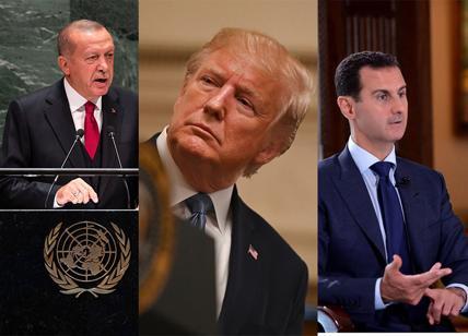 Trump dà il permesso ad Erdogan di massacrare i Curdi