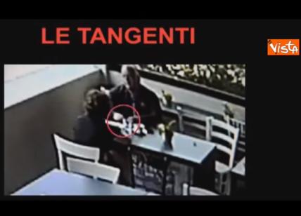 Tavolino Del Bar.Lombardia Mazzette Pagate Al Tavolino Del Bar Ecco Il
