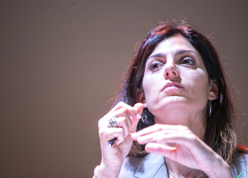virginia raggi lp