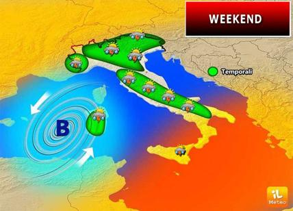 Meteo, previsioni del tempo per sabato 24 agosto