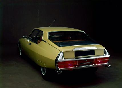1970,dalla collaborazione tra Citroen e Maserati nasceva il mito SM