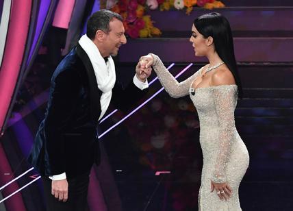 Diletta Leotta si difende dalle critiche sul monologo di Sanremo