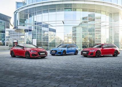 Il mitico Nurburgring è la culla dei modelli sportivi Audi