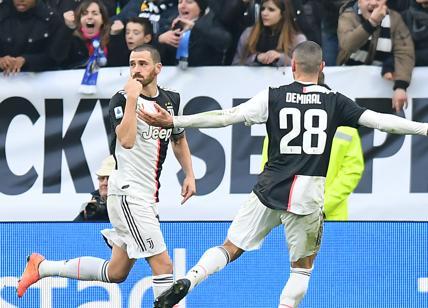 Bonucci da Guardiola: scambio Juventus-Manchester City. Calciomercato news