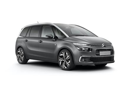 "Sulla Citroen Grand C4 SpaceTourer debutta la ""C-Series"""