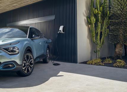 Nuova C4 e Nuova ë-C4-100% ëlectric un nuovo capitolo nella storia di Citroën