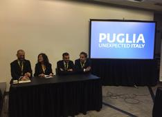 Conferenza stampa a New York