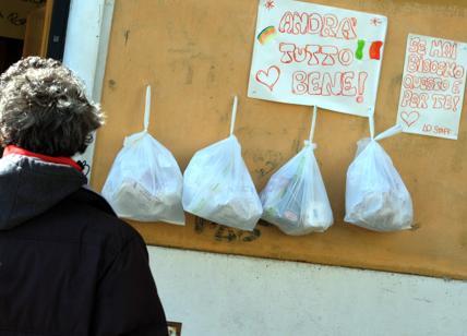 Il Coronavirus fa piangere Roma: le reti di solidarietà salvezza della città