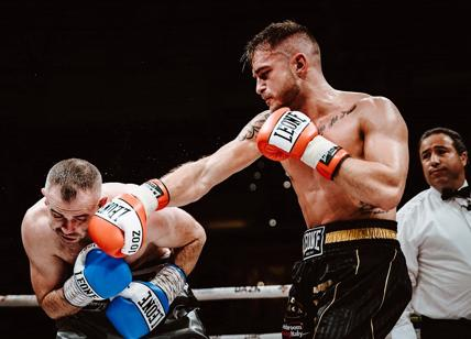 Milano Boxing Night: sul palco dell'Allianz Cloud torna Ivan Zucco