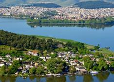 ioannina weekend veduta