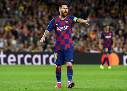 Lionel Messi in slip e senza uccello per Lody underwear