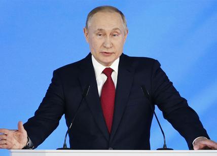 Putin che ha che tipo di pene)