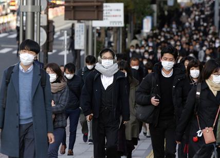 Coronavirus, Giappone ripiombato nell'incubo. Variante E484K, Tokyo travolta
