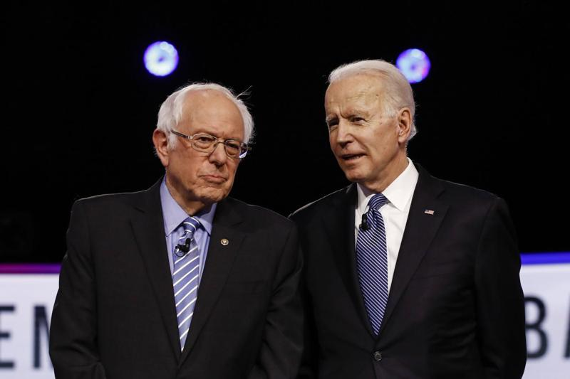 Sanders lascia, Biden l'anti-Trump E' finita la sinistra massimalista
