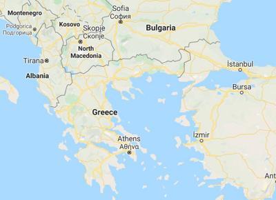 macedonia albania